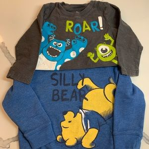 Toddler Boy Tops Bundle | 24 Months